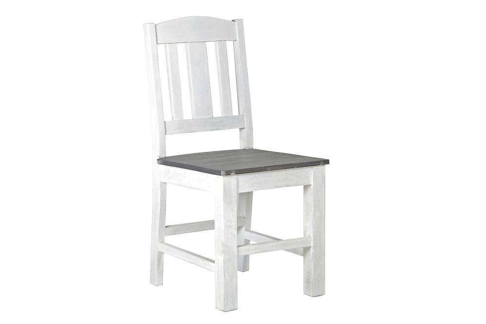 Cottage pöytä 160x90cm+4 tuolia valkoinenharmaa Cottage